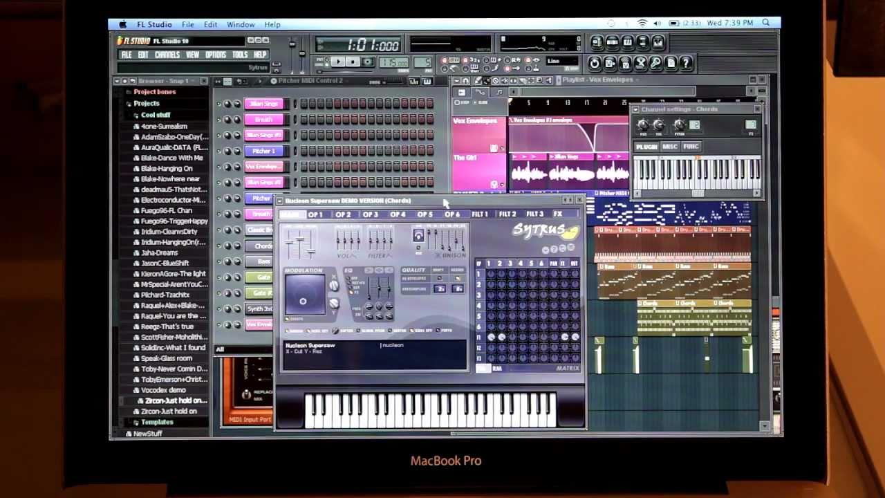 Download FL Studio Producer Edition for Mac