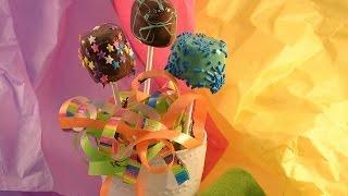 How To Dip Marshmallows - Marshmallow Pops | Radacutlery.com