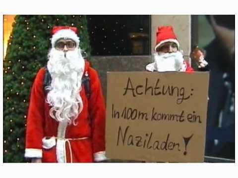 """Linksjugend-Aktion """"Ladenschluss"""" - Gegen Nazi-Läden und rechten Lifestyle!"""