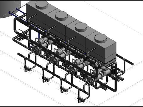 Step By Step Design Of 5000 Tr District Cooling Plant