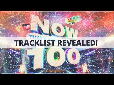 NOW That's What I Call Music-100 - Various Artists