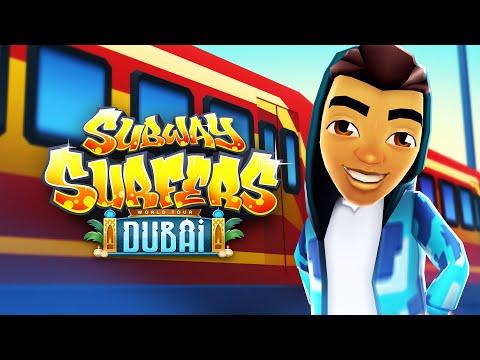Subway Surfers World Tour 2019 – Dubai – Official Trailer