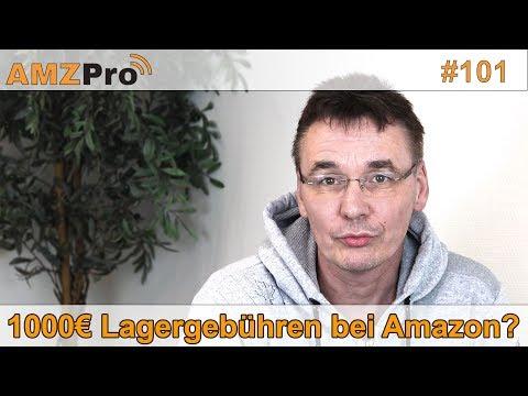 1.000€ Lagergebühr Bei Amazon?   Amazon FBA Versand   #101   AMZPro