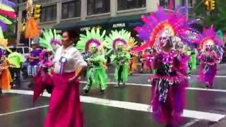 2016 Philippine Independence Day Parade - New York City