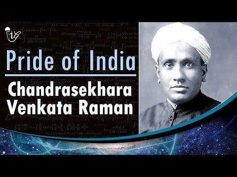 C. V. Raman | Nobel Prize Winner For Physics | Pride Of India