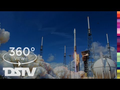 LAUNCHING THE ORBITAL ATK CRS-7 ROCKET | 360° VR SPACE VIDEO