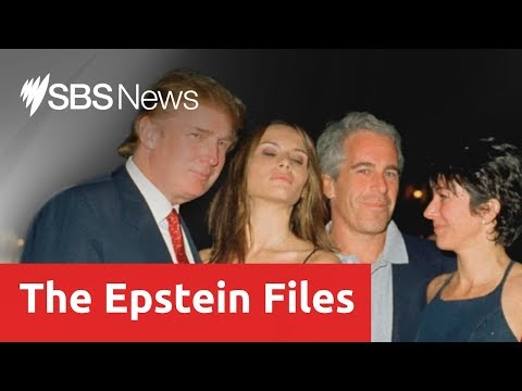 What was Donald Trump's relation to accused sex trafficker Jeffrey Epstein?