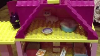 Клип с игрушками под песню Вокалойды-Кошачья Жизнь