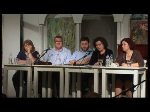 """Ομιλία της Νάντιας Βαλαβάνη  στην εκδήλωση για το """"Βελούλι των Βαλαβάνηδων"""" & τα 20 χρόνια από το θάνατο του Γιώργου Βαλαβάνη"""