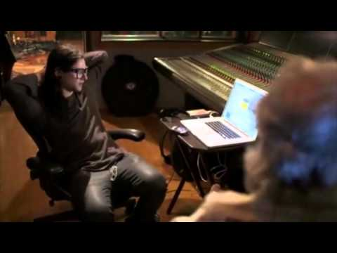 Regeneration Music Project: Skrillex and The Doors- The making of 'Breaking a sweat'