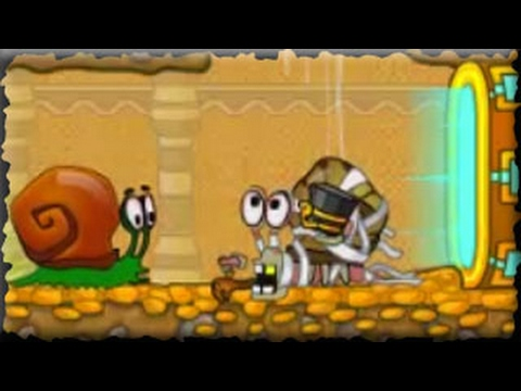 Snail Bob 3 Full Game Walkthrough All Levels