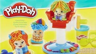 Crazy Cuts / Szalony Fryzjer - Play-Doh - Hasbro - B1155 - MegaDyskont.pl