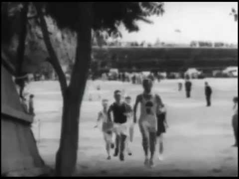 "2014 National Distance Running Hall of Fame ""Fred Wilt Highlight Video"""