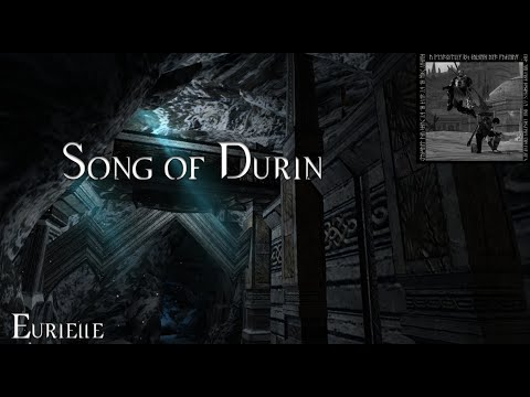 LOTRO: Eurielle - Song of Durin