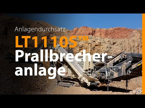 Lokotrack® LT1110S™ - Helmut Beisheim GmbH & Co. KG. Deutschland