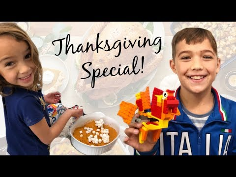 Thanksgiving SPECIAL from The Ohana Adventure - YouTube