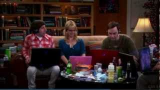 The Big Bang Theory - SWTOR Episode (clip)