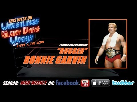 S2EP04 WGD Weekly w/Steve & The Scum with Ronnie Garvin