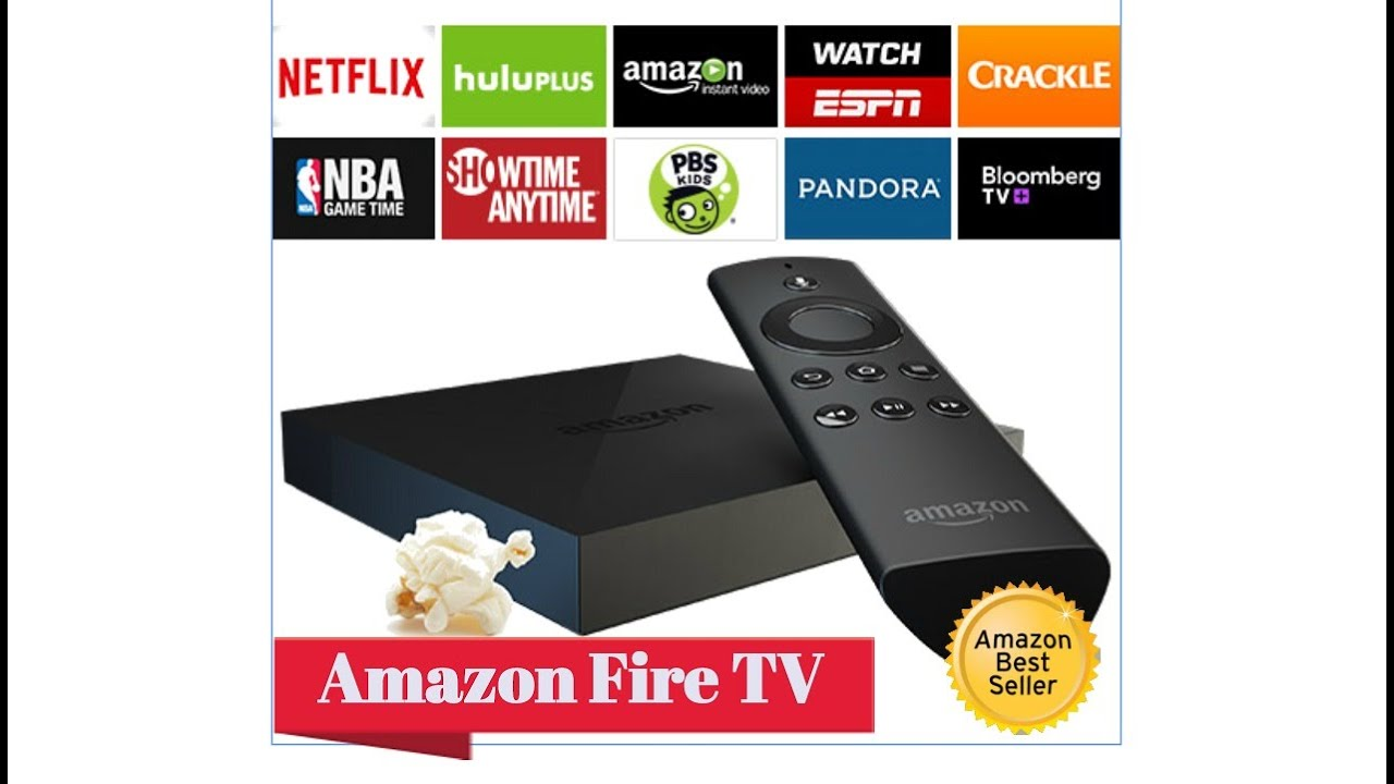 Amazon Fire Tv Netflix