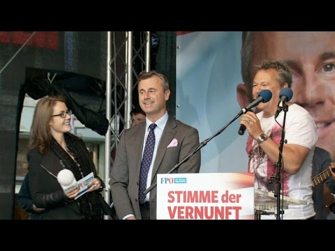 Austrian far-right candidate loses election