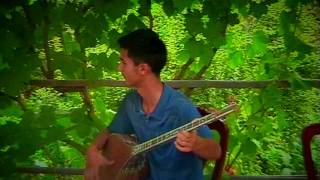 """Voices from Central Asia: Uyghur song with Dutar """"Tenlirim Yapraq"""" تەنلىرىم ياپراق"""