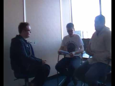 Steve, Brad and Oliver PCgamer interview