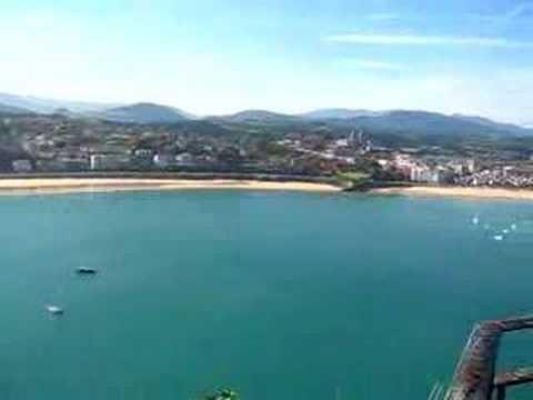 San Sebastian's Playa de Concha