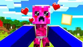 TODOS os MOBS são BEBÊS no Minecraft!