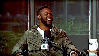 "Actor Winston Duke of ""Black Panther"" Joins The Rich Eisen Show In-Studio 