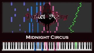 Pocket Mirror - Midnight Circus [Piano Duet Tutorial]