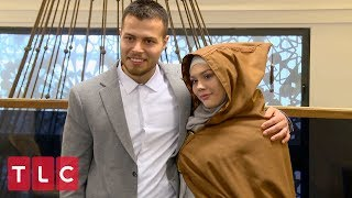 Avery and Omar Get Married! | 90 Day Fiancé: Before the 90 Days