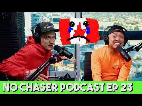 Getting Banned From Canada & Overcoming Alcoholism with Big Wax – No Chaser Ep 23