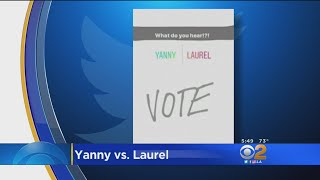 Science Can Explain Why Some Hear Laurel, Others Hear Yanny