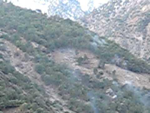 B6/4 Cav NF Fire Fight COP Keating Afghanistan
