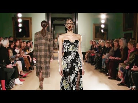 Erdem | Fall/Winter 2018/19 | London Fashion Week