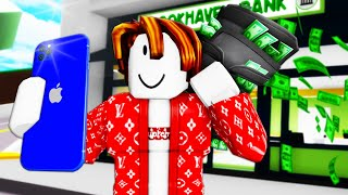 The Famous Noob Becomes A Criminal! (A ShanePlays Roblox Brookhaven RP)