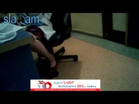 Slaq.am «Գաղտնի նկարահանում. Պահանջել և ստացել է 900 եվրո կաշառք»