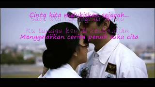 Bunga Citra Lestari  Cinta Sejati Lyrics] Ost. Habibie&Ainun