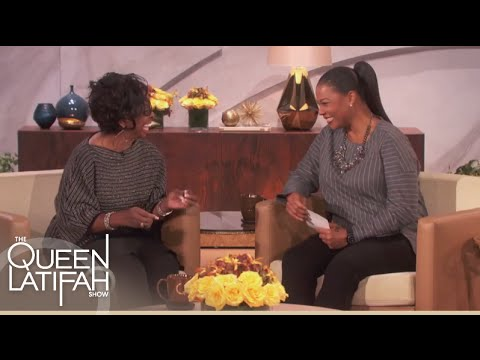 Never-Before-Seen Celebrity Answers! | The Queen Latifah Show