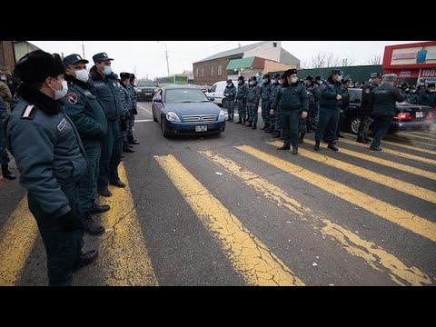 Митинг в Ереване. Последние новости. Нагорный карабах Азербайджан Армения