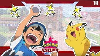 Pokémon Escudo Nuzlocke Ep.14 - NECESITO UN BUEN POKEMON Y... ME SALE ESTO