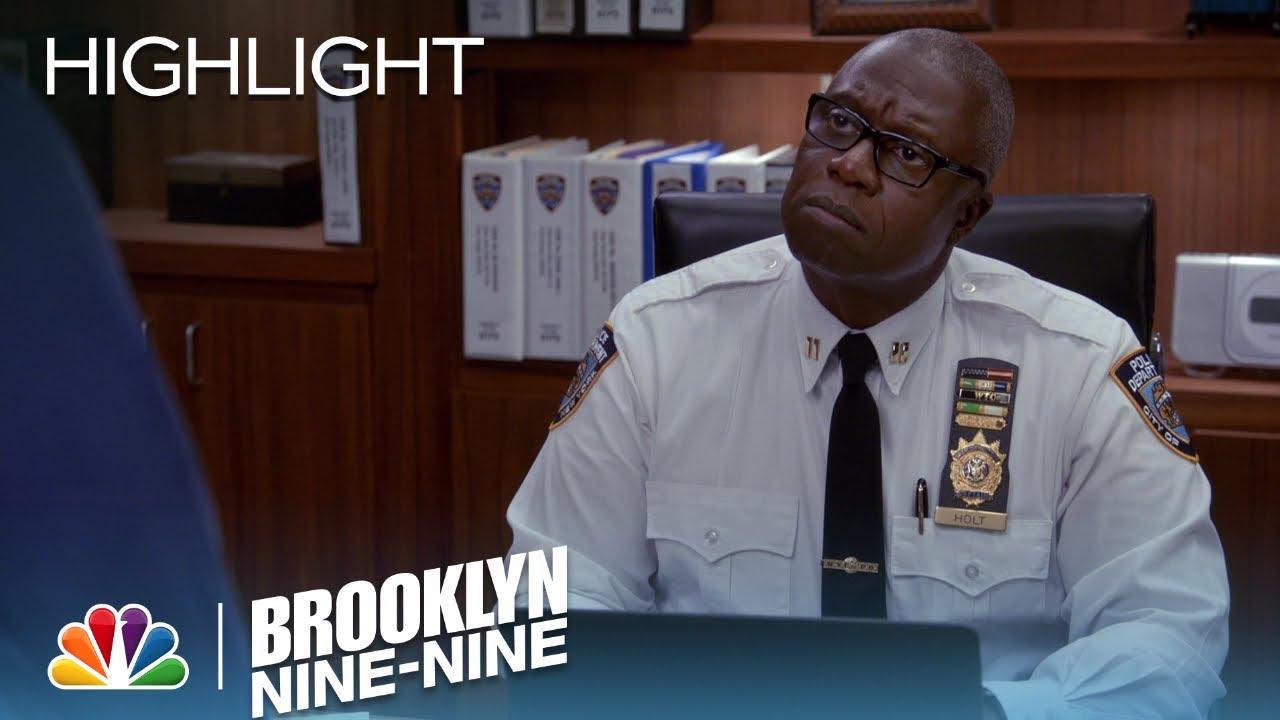 Download Brooklyn Nine-Nine - Jake Tells Holt That He Is Boring (Episode Highlight)