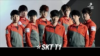 [22-7-2015] SKT T1 vs KT Rolster Game 3