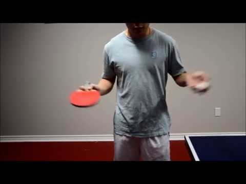Generate How to get more spin on serves (cool trick!) - Tutorial Images