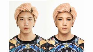 남자 아이돌 메이크업-Boyband Make up Thumbnail
