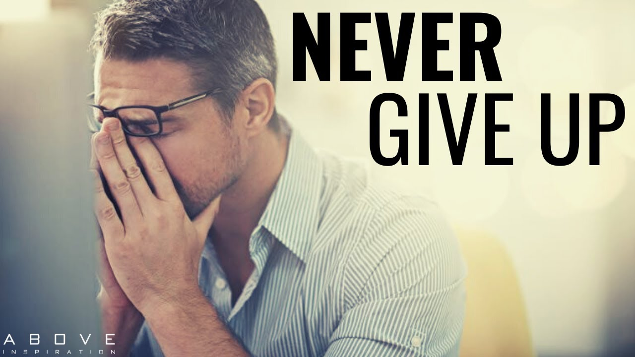 NEVER GIVE UP | Greatness Is Born From Consistency - Inspirational & Motivational Video