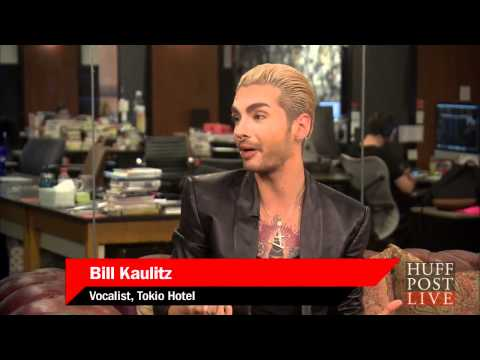 Tokio Hotel – Interview (HD) – Huff Post (14-08-2015)