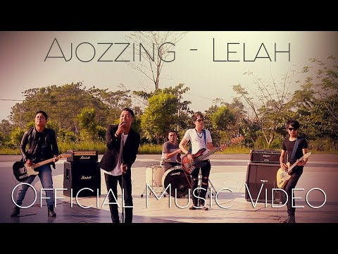 Ajozzing - Lelah ( Official Music Video )