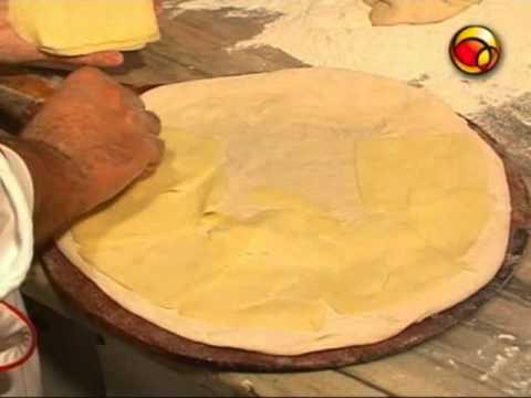 Receita massa pizza - Pizzaria Castelões