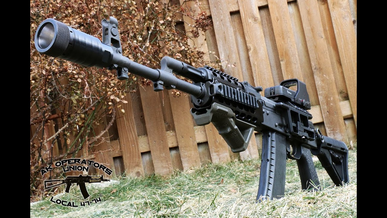 AK Muzzle Device Test Part 1: Recoil Reduction - The Truth About Guns